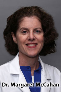 Dr. Margaret McCahan